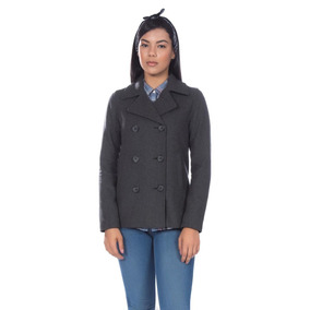 Jaqueta Levis Good Peacoat Preto