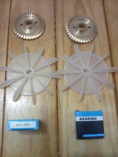 Bomba De Agua Kit Repuestos C/u