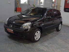 Renault Clio Pack 1.2 Nafta 2010 5 Puertas Color Negro
