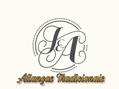 Alianças Tradicionais De Compromisso E Casamento.
