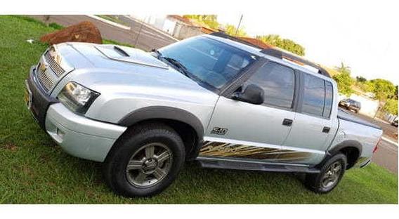 Chevrolet S10 2.4 Advantage 4x2 Cd 16v Flex 4p Manual