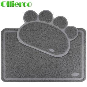 Ollieroo Premium Tamaño Jumbo Cat Camada Mat... (gray)