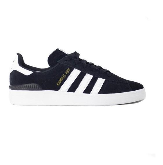 Tênis adidas Campus Adv Black White B22716