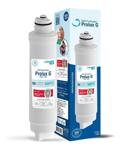 Kit 2 Refil Filtro Prolux G Para Purificador Electrolux Acqua Clean Paufcb30 Pappca40 Pa21g Pa26g Pe11x Pe11b Pa31g Pc41