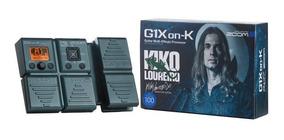 Pedaleira Zoom G1xon K Kiko Loureiro Signature