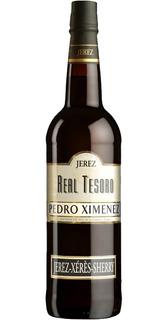 Brandy De Jerez Pedro Ximenez Real Tesoro Español