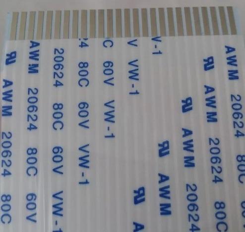 Cabo Flat Cable Emulador Korg I5 N264 N364 26 Vias