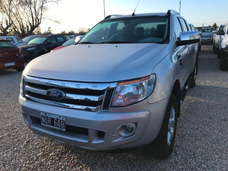 Ford Ranger 3.2 Cd 4x4 Limited Plata 2014 125.000 Km Roas