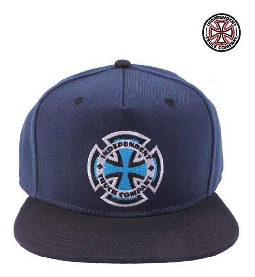 Gorra Cap Independent Ringed Cross Snapback Truck