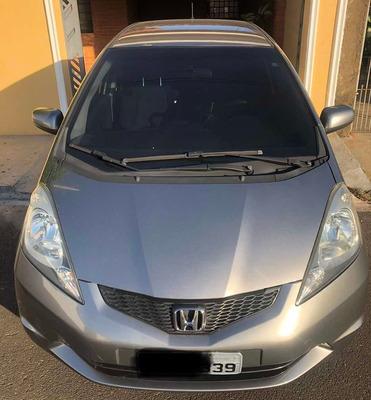 Honda Fit 2009 1.4 Lx Flex 5p