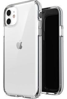 Funda Premium Transparente iPhone 11 Pro Max Xs X Xr 6 7 8 +