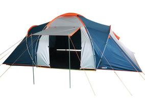 Barraca Acampamento Camping Nautika Explorer 4/6 Pessoas