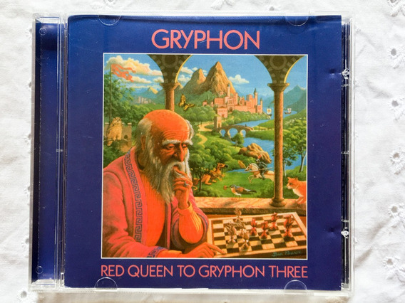 Cd Gryphon - Red Queen To Gryphon Three