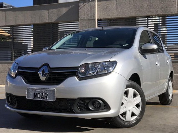 Renault Sandero Expression 1.6 16v Flex, Hgj9876