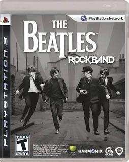 The Beatles Rockband Ps3 Nuevo Sellado -game Traders-