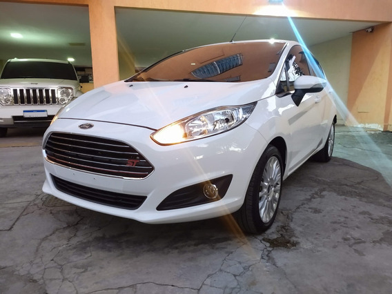 New Fiesta Titanium Plus 1.0 Ecoboost 2017