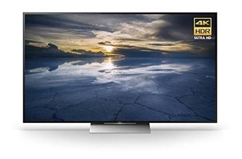 Sony Xbr55x930d 55 Pulgadas 4k Hdr Tv Ultra Alta Definición