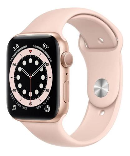 Apple Watch Series 6 De 40 Mm Con Gps