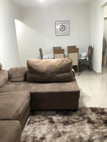 Apartamento Com 2 Dorms, Marapé, Santos - R$ 400 Mil, Cod: 3025 - V3025