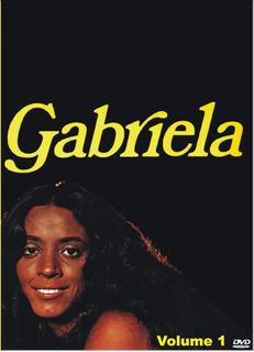 Novela Gabriela - 1975 -30 Dvds C/ Box E Capa