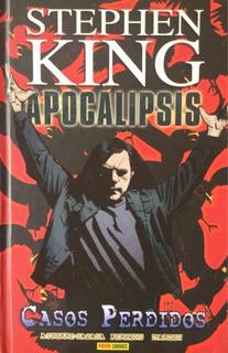 Libro Apocalipsis: Casos Perdidos De Stephen King Nuevo