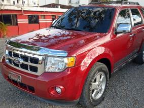 Ford Escape Xlt Roja 2012