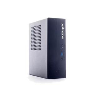 Mini Pc Kelyx Stx Intel I3-7100 4gb 500gb Kit Logitech Mk120
