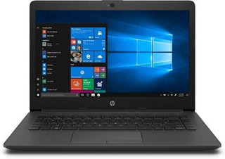 Notebook Hp 245 G7 Amd A4 9125 14 8gb 500gb Win10 Cuotas