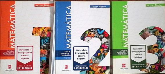 Matemática - Ciência, Linguagem E Tecnologia 3 Volumes 2011