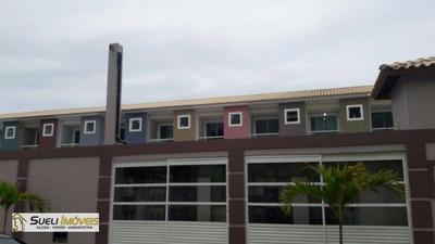 Casa Residencial Para Locação, Parque Duque De Caxias, Macaé. - Ca0362