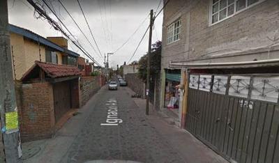 Remate Bancario Casa En Ignacio Aldama Xochimilco Tepepan