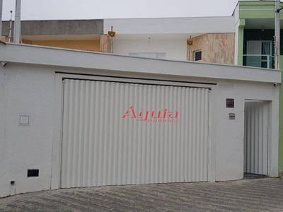 Casa Com 4 Dormitórios À Venda, 234 M² Por R$ 599.000 - Vila Helena - Santo André/sp - Ca0453
