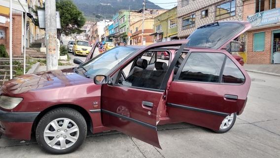 Peugeot 306 Vendo Automóvil
