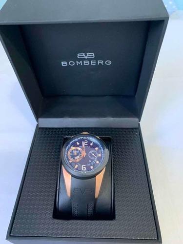Relógio Bomberg 1968