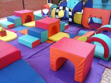 Baby Gym, Balancines, Piscinas Con Pelotas, Parques, Colchon