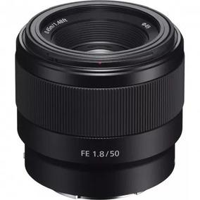 Lente Sony Sel 50mm F/2.8 Macro .