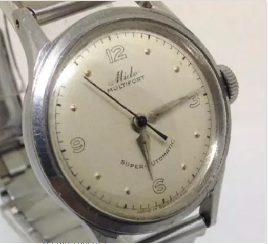 Relógio De Pulso Mido T09442 Automático Webclock