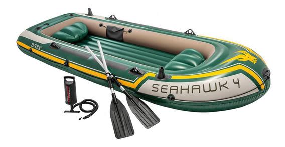 Bote Seahawk 4 Personas Intex