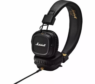Auriculares Marshall Major 2 Profesional - Color Negro