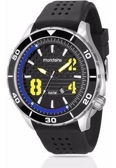 Relógio Masculino 78560g0mvnu1 Mondaine 100metros Original