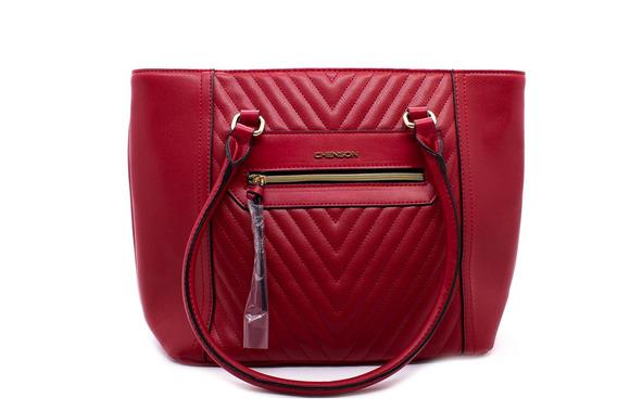 Bolsa Chenson 34817343 Vermelho