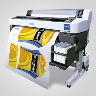Papel De Sublimación Impreso Por Metro Para Reventa 90cm