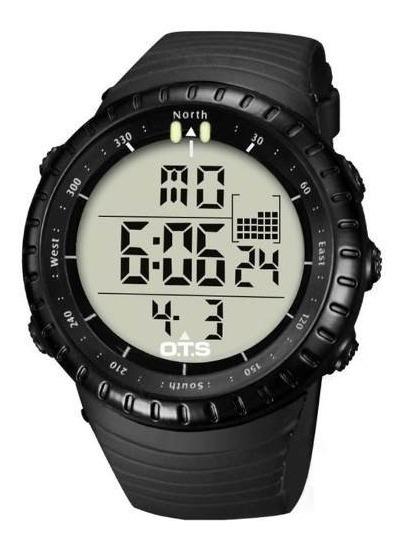 Relógio Digital Militar Ots 50mm Esportivo Suunto