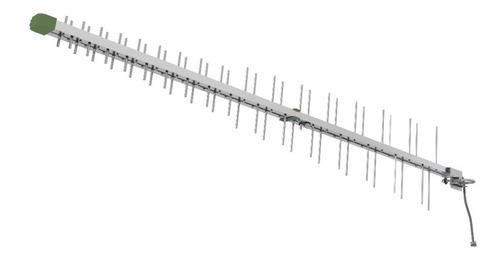 Imagen 1 de 3 de Antena Yagi 4g Rural Para Celular Rural 700 /2600 Mhz