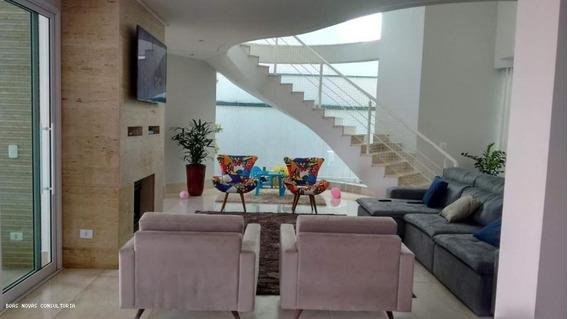 Sobrado Em Condomínio Para Venda Em Suzano, Jardim Residencial Suzano, 4 Dormitórios, 4 Suítes, 6 Banheiros, 4 Vagas - 794_1-1064486