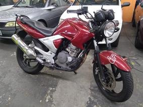 Yamaha Fazer 250 Ano 2006 Otimo Estado Doc Ok