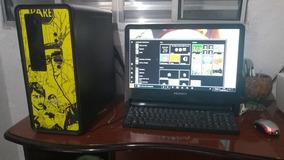 Vendo Computador Positivo Completo