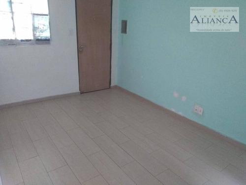 Imagem 1 de 7 de Apartamento Com 2 Dormitórios À Venda, 48 M² Por R$ 212.000,00 - Vila Baeta Neves - São Bernardo Do Campo/sp - Ap2256