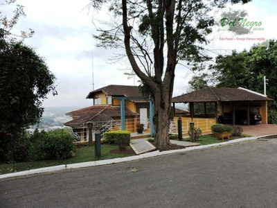 Casa Residencial À Venda, Forest Hills, Granja Viana. - Ca0914