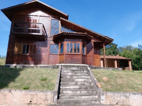 Imagem 1 de 14 de Condominio Ibiuna 1.250 M Casa, Área Gourmet Boa Localização